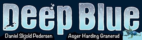 Deep Blue – ein Brettspiel von Daniel Skjold Pedersen und Asger Harding Granerud, von Days of Wonder veröffentlicht
