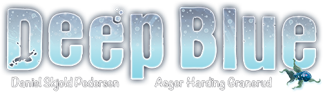 Deep Blue – a board game by Daniel Skjold Pedersen and Asger Harding Granerud, published by Days of Wonder