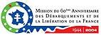 Jeu officiel de la mission du 60ème anniversaire de la libération de la France