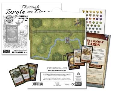 Through Jungle and Desert Vol. 2: Memoir 44 Expansion -  Days of Wonder