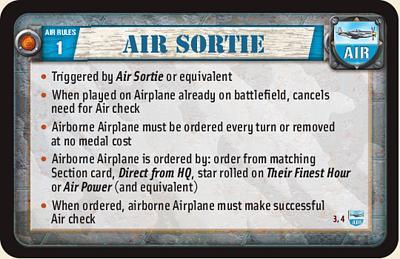 Air Sortie