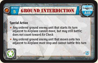 Ground Interdiction
