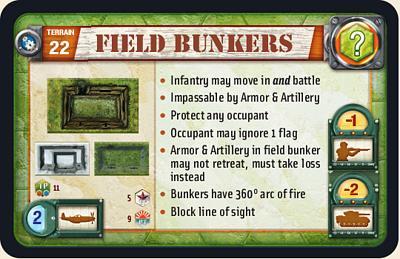 Field Bunkers
