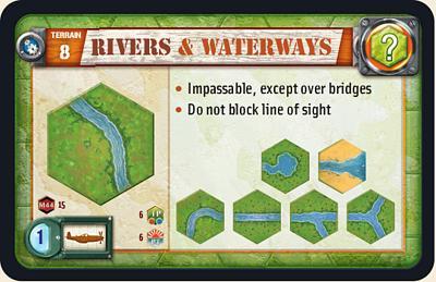 Rivers & Waterways