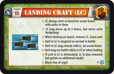 Landing Craft (LC)