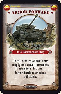 Armor Forward