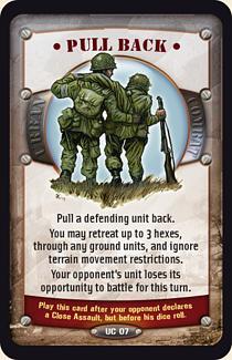 Pull Back