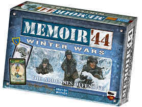 Memoir 44  Winter Wars -  Days of Wonder