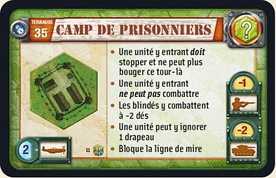 Camp De Prisonniers