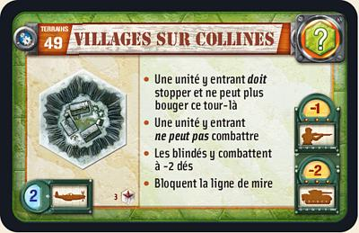 Villages sur Collines