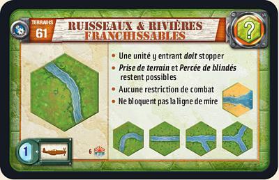 Ruisseaux & Rivières Franchissables