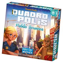 Quadropolis– Services Publics