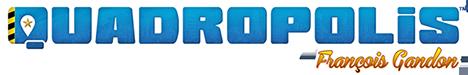 Quadropolis – un jeu de François Gandon, publié par Days of Wonder