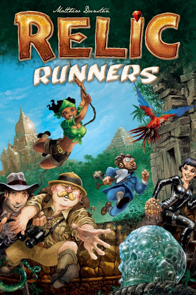 Relic Runners | Days of Wonder