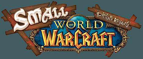 Small World of Warcraft – ein Brettspiel von Philippe Keyaerts, von Days of Wonder veröffentlicht