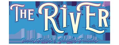The River – ein Brettspiel von Ismaël Perrin und Sébastien Pauchon, von Days of Wonder veröffentlicht