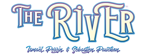 The River – a board game by Ismaël Perrin and Sébastien Pauchon, published by Days of Wonder
