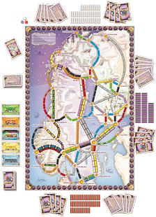 Ticket to Ride Nordic Countries – a board game by Alan R ... on map europe, map with hawaii, map roanoke va, northern europe, nordic countries, map puget sound area, map du monde, eastern europe, iberian peninsula, map netherlands, germanic peoples, map wichita ks, map cambodia travel, baltic sea, map recipe, map cincinnati ohio, map italy, faroe islands, sami people, baltic countries, map ireland, map uk, map south africa, map denmark, map desktop wallpaper, scandinavian peninsula, map new zealand, map reading worksheets, map example, map asia pacific region,