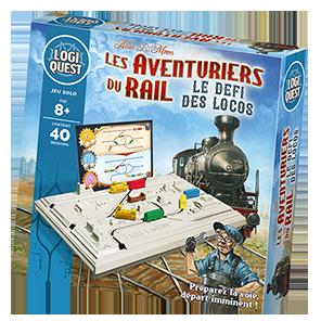Les Aventuriers du Rail: Le Défi des Locos